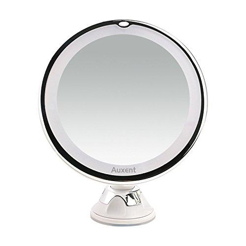 Schönheit & Gesundheit Make-up Spiegel 1 Drehbare Led Beleuchtete Spiegel Mit Touchscreen Dimmen Tragbare Bequemlichkeit Kosmetische Spiegel SorgfäLtig AusgewäHlte Materialien