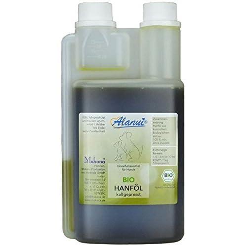 Alanui Bio Hanfl Nativ Kaltgepresst 100 Rein Dosierflasche 1er Pack 1 X 500 Ml
