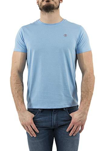 Serge Blanco Tee Shirt tsc2214a Bleu H XXL