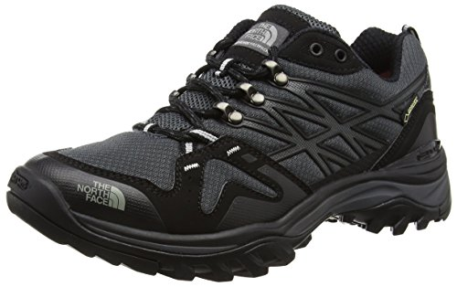 The North Face Hedgehog Fastpack GTX (EU), Stivali da Escursionismo Uomo, Nero (TNF Black/High Rise Grey C4V), 47