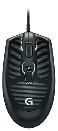 Logitech G100 S - Ratón Gaming para videojuegos...