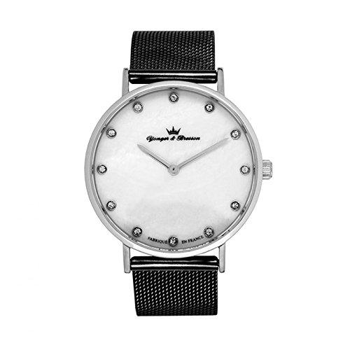 Reloj Yonger & Bresson Mujer Nácar blanca–DMC 079/FMN