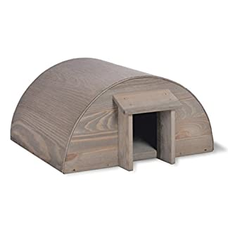 ckb ltd® hedgehog house outdoor garden outside habitat house - wooden - can also be used for hibernation home CKB LTD® Hedgehog House Outdoor Garden Outside Habitat House – Wooden – Can Also Be Used For Hibernation Home 41 2BMWN12LKL