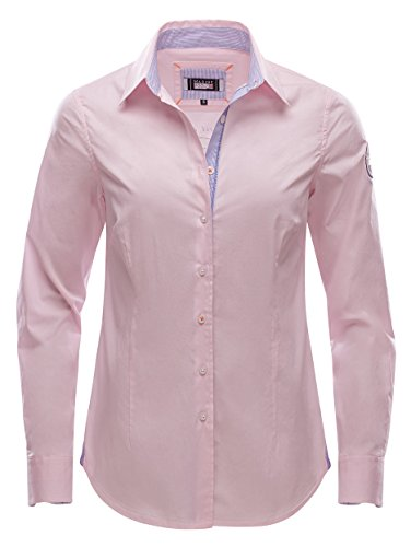 Marinepool Damen Constance Blouse Women Bluse Lt Rose