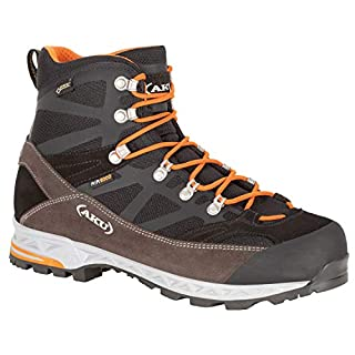 AKU Trekker Pro GTX Shoes Men Orange/Black Shoe Size UK 11 | EU 46 2019