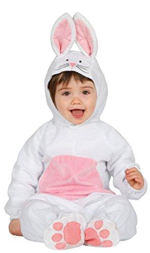 Guirca Disfraz Conejito Baby, Talla 12-24 Meses (85982.0)
