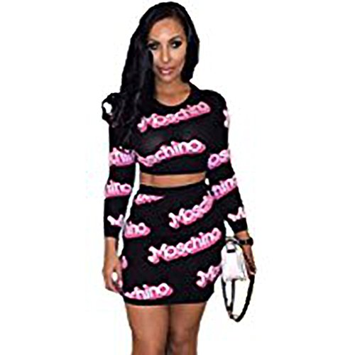 moschino-print-long-sleeve-skirt-set-size-12