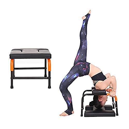 Sedia di Yoga Yoga Headstand Bench Stand, Ideale per La Pratica Testa Stand, Verticale E Varie Posizioni - Famiglia, Palestra Alleviare L\'affaticamento