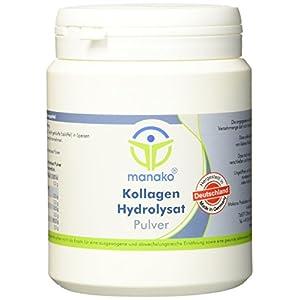 manako Kollagen Hydrolysat Collagen, 250 g Dose (1 x 0,25 kg)