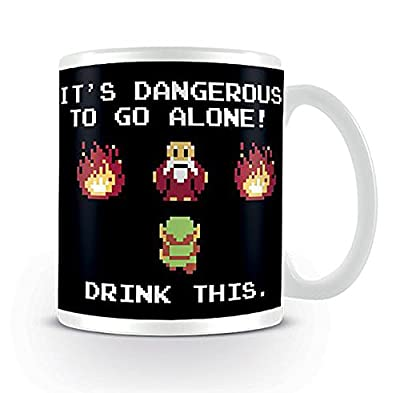 Tasse The Legend of Zelda - Drink This.