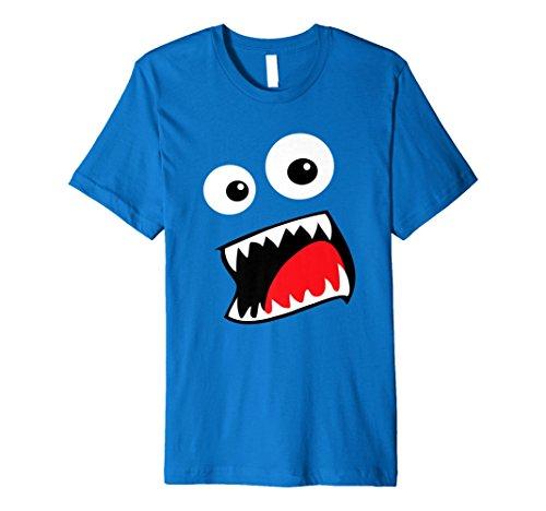 Monster Halloween-Kostüm Shirt Funny Passende Paar Gruppe (Gruppe Frauen Halloween-kostüme)