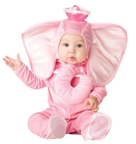 ASVP Shop NEW BABY Jungen Mädchen Kleinkinder Animal Halloween Xmas Party Kostüm Jumpsuit Gr. 6-12 Monate, Pink (Monats Halloween 6 Kostüme 12)