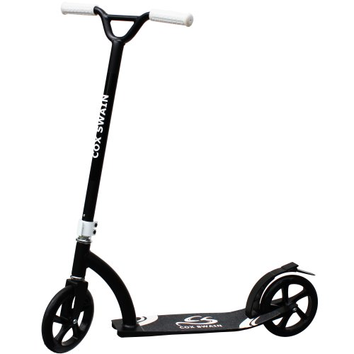 COX SWAIN Scooter Roller URBAN CRUISER - 200mm Black Edition