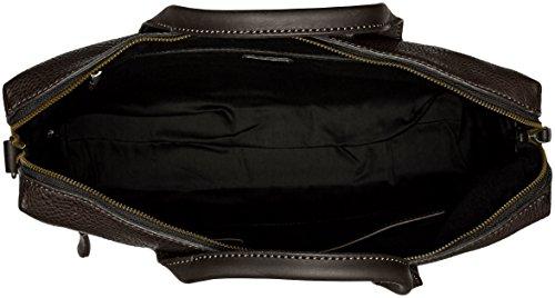 Ecco Ioma Slim Briefcase Black