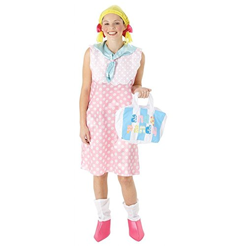 Looby Loo - Andy Pandy -Adult (Pandy Kostüm Andy)
