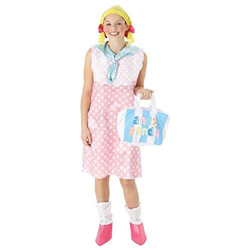 Looby Loo - Andy Pandy -Adult (Kostüm Pandy Andy Kostüme)