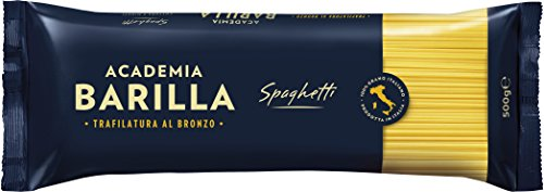Barilla Pasta Nudeln Academia Spaghetti, 10er Pack (10 x 500g)