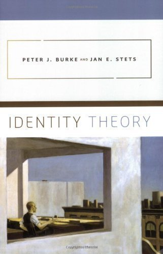 Identity Theory by Peter J. Burke Published by Oxford University Press, USA (2009) Paperback