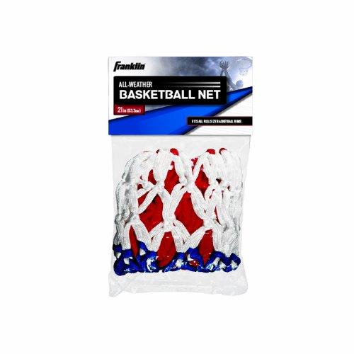 Franklin Sports Basketball Net, rot/weiß/blau - Mini-hoop-ersatz-net