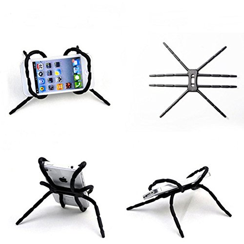 r Handy Halter, Universal Mini Verstellbare Handy Kamera Halter Mount Ständer für iPhone und Samsung smartphones (Jungen Clip-on-krawatten)