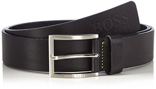 BOSS Green Tienzo, Cintura Uomo, Nero (Black 001), 90