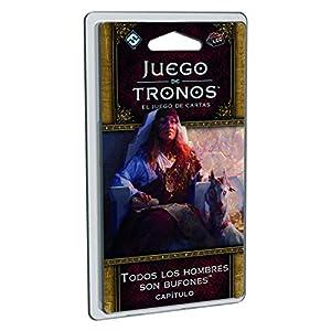 Fantasy Flight Games- Juego de Tronos 2ª Edición LCG - Todos Los Hombres Son Bufones - Español, Color (FFGT16)