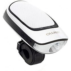 Jamo DS1 5 W Enceinte Portable stéréo Blanc - Enceintes Portables (1.0 canaux, 3,81 cm, 5 W, 70-20000 Hz, 4 Ohm, sans Fil)
