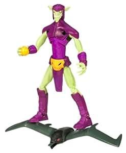 Hasbro - Spider Man - 696262650 - Figurine - Science Fiction - SM Animated Figurine Deluxe - Bouffon vert