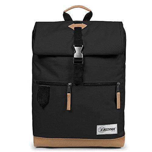 Eastpak Macnee Mochila Tipo Casual, Diseño Into, 24 Litros, Color Negro
