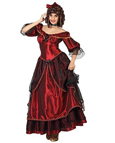 Atosa - 26383 - disguise per l'adulto - dame du meridionale - t-1