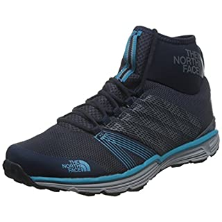 THE NORTH FACE Herren Litewave Ampere Ii Laufschuhe, Blau (Urban Navy/Seaport Blue), 43 EU