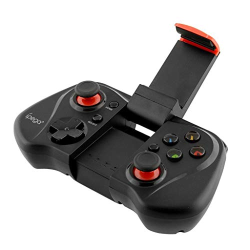 SYY kabelloser Spiele-Controller, Bluetooth Drahtlose Gamepad/Bluetooth Game Controller/Gamepad/Joystick, für Android iOS Win XP Win7 8 TV Box Tablet PC (Bluetooth V3.0)