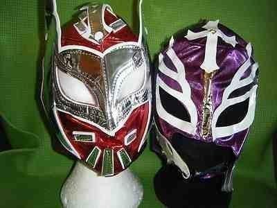 y mysterio wrestling masken wwe kostüm verkleidung kostüm outfit rollenspiel cosplay new mexico maske ray 2 enthalten im preis brand neue serie (Rey Kostüm Cosplay)