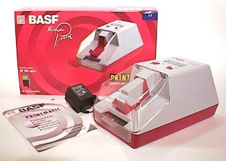 basf-printmatic-cartuchos-de-recambio-para-automatico-de-la-serie-hp-600