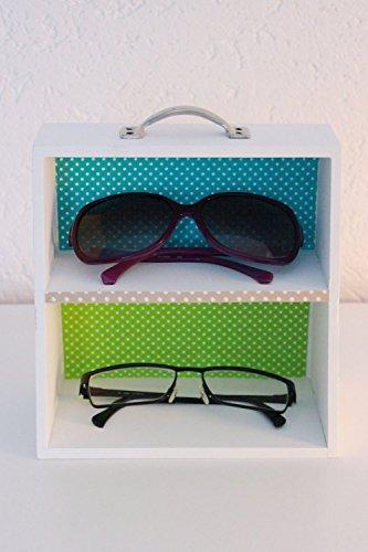 Brillenregal Brillenaufbewahrung