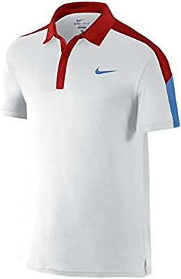 Nike Team Court - Polo de manga corta para hombre