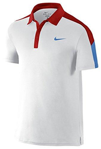 Nike Polo pour Homme Team Court