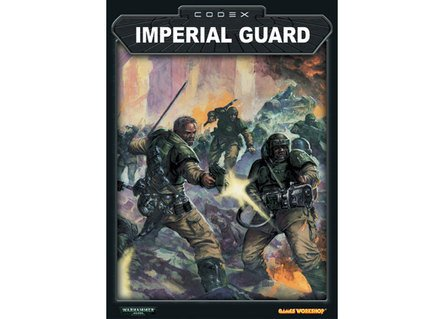 Code X Imperial Guard Warhammer