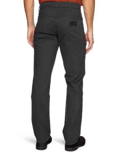 Wrangler - Texas Stretch Navy Grey - Jeans Homme Bleu (Navy)