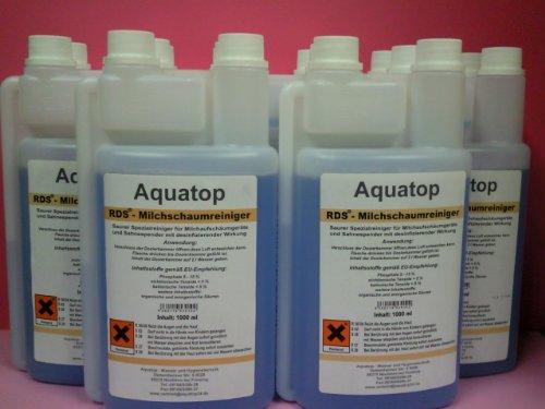 AquaTop Milchschaumreiniger 8x1 Ltr.
