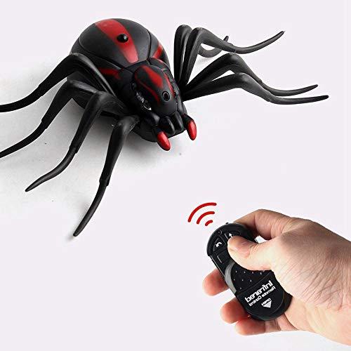 Umiwe Infrarot Fernbedienung Insekt Spielzeug Halloween Gefälschte Spinne -