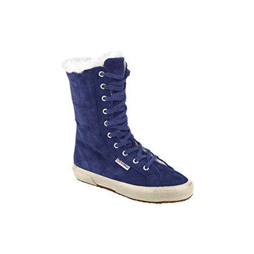 Superga 2040-SUEBW, Sneaker donna BLUE ROYAL