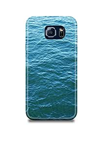 Samsung S7 Cover,Samsung S7 Case,Samsung S7 Back Cover,Water Texture Samsung S7 Mobile Cover By The Shopmetro-27442
