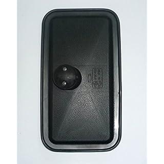 1x Spiegel Rückspiegel Außenspiegel Nebenspiegel für E-Prüf. 320x187mm LKW Spiegel 32 x 19 cm Rückspiegel Universal Neu