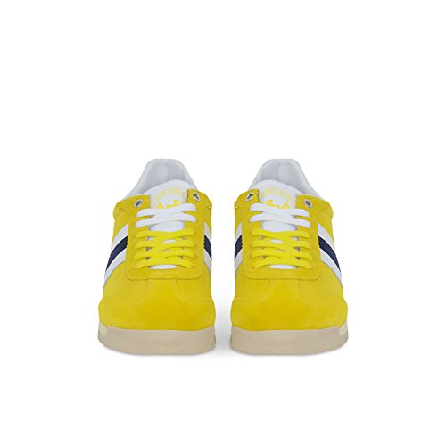 Dacquasparta Chaussures Sneakers Chimera U250 Jaune Blanc