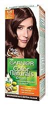 Garnier Color Naturals Shade 5.25 Rich Mocha Brown, 70ml + 40g