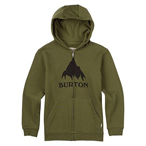 Burton Jungen Hoodie Classic Mountain Full-Zip, Keef, XL
