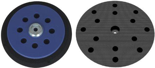 Platorello Duro per Makita BO6030 BO6040 - 15-Fori Disco abrasivo