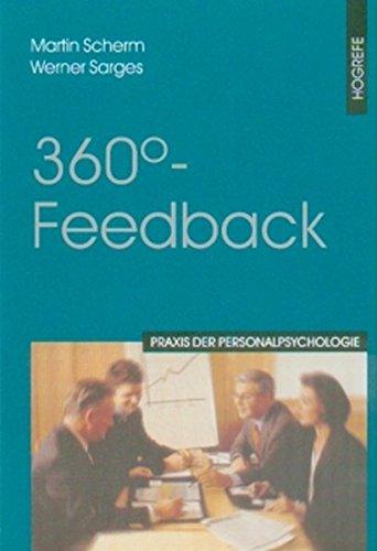 360 Grad - Feedback (Praxis der Personalpsychologie, Band 1)