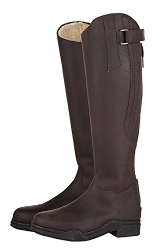 HKM Sports Equipment HKM Reitstiefel -Country Arctic-, Standardlänge/-Weite, Braun, 39